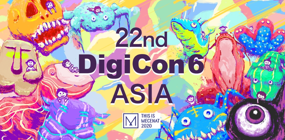 22nd DigiCon6 ASIA